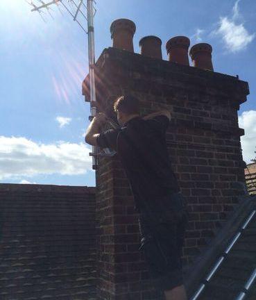 TV Aerial Install