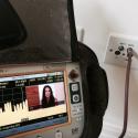 Faceplate on Communal Fibre TV System