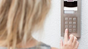 Access Control, Intercoms And Door Monitors