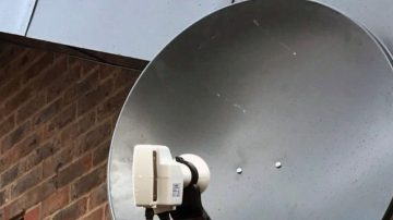 Satellite TV Dish Installation And Maintenance Services