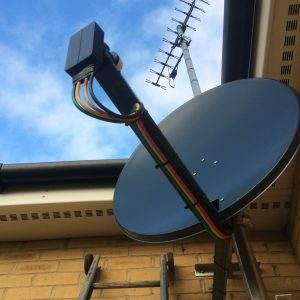 satellite dish, aerial, installation, repair, maintenance, servicing, sussex, south east, england
